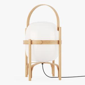 lamp cesta 3D model