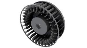 fan cooling model