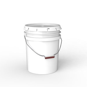 5 gallon bucket 3D model