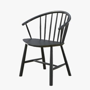 3D furniture chair seat