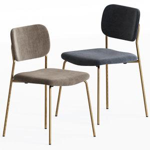 jazz 3719 chair 3D model