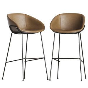 3D zach bar stool eurway