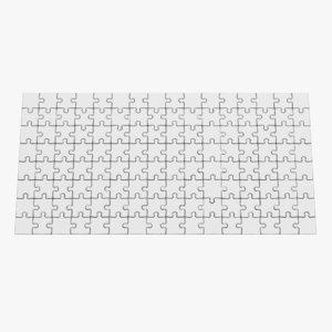3D puzzle images pbr