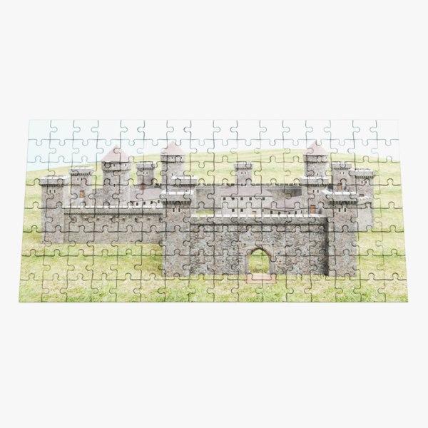 puzzle images pbr 3D model