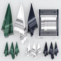 Scandinavian Towels Set
