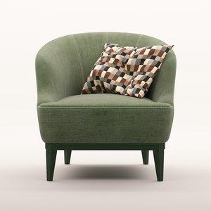 lloyd occasional chair model