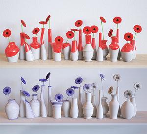 floristics decorate 3D
