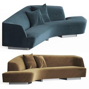 korduda sofa vladimirkagan 3D
