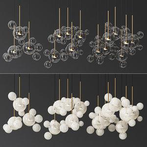 3D model giopato coombes bolle circular