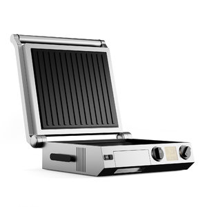electric grill 3D model