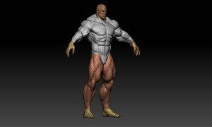 ready base mesh 3D model