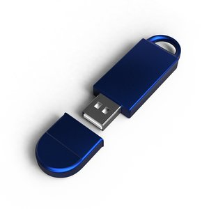 flash drive 3D