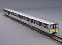 Marta Rail Train Metro
