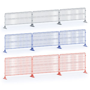 modular fence construction model