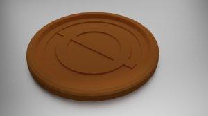 3D coaster transpluto