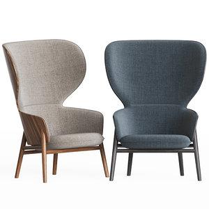 hygge rocking chair model