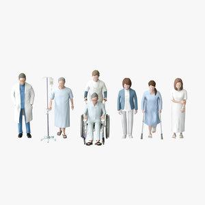 patient 04 3d model