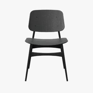 3D model furniture furnishing