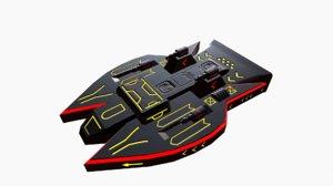 sf fighter model