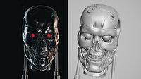 Terminator T-800 Endoskull