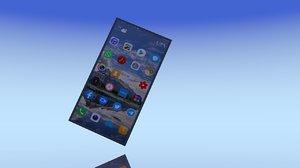 tablet frame 3D