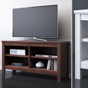 3D model ikea brusali tv unit
