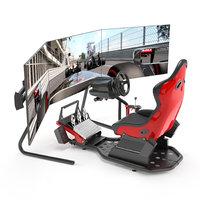 Racing Game Simulator