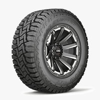 Off Road wheel and tire 4