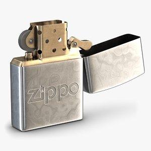 zippo lighter 2 model