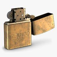 Zippo Lighter 1