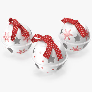 jingle bells 3 3D model