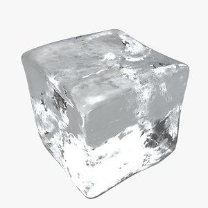 ice cube model