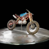 Dirt BikeConcept Model