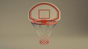 3D hoop net