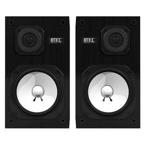 speakers studio monitor 3D model