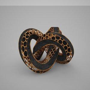 decorative stuff 3D model
