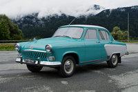 GAZ-21 (21I) Volga 1958