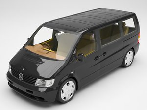 mercedes benz viano model