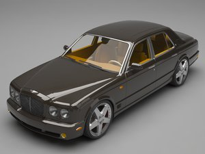 bentley arnage 3D model