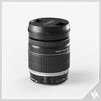 Canon Lens - Objetivo Canon