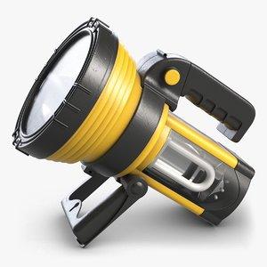 3D spotlight 2 clarke rsl3