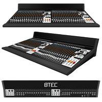 Mixing Board: Recording Studio Mixer