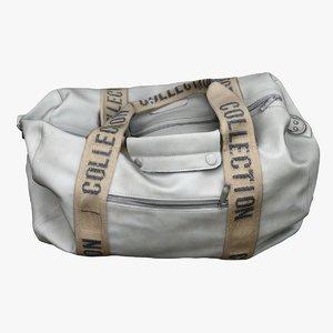 travelling bag model