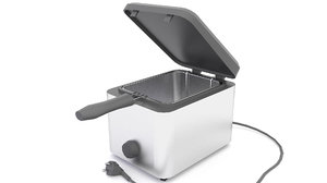 fryer maker 3D