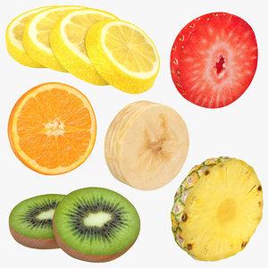 fruit slice model
