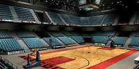 MultiCourt Basketball Arena