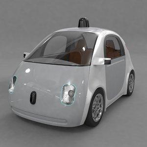 car google 3D