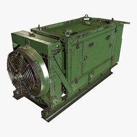 Diesel Generator A