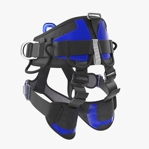 sit climbing harness generic model