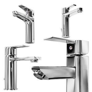 3D model faucet mixer